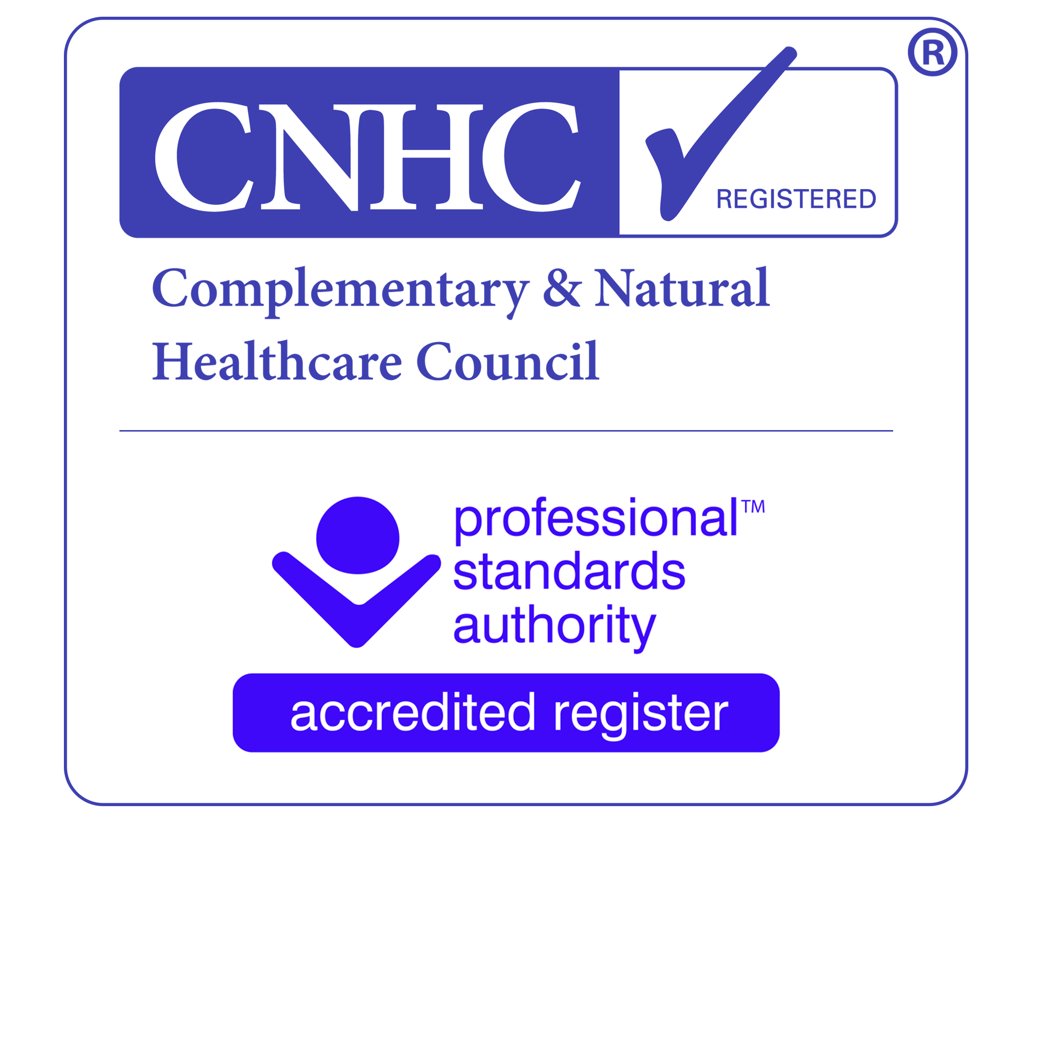 Complenemtary & Natural Healthcare Council.