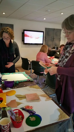 Art Therapy Classes in High Wycombe.
